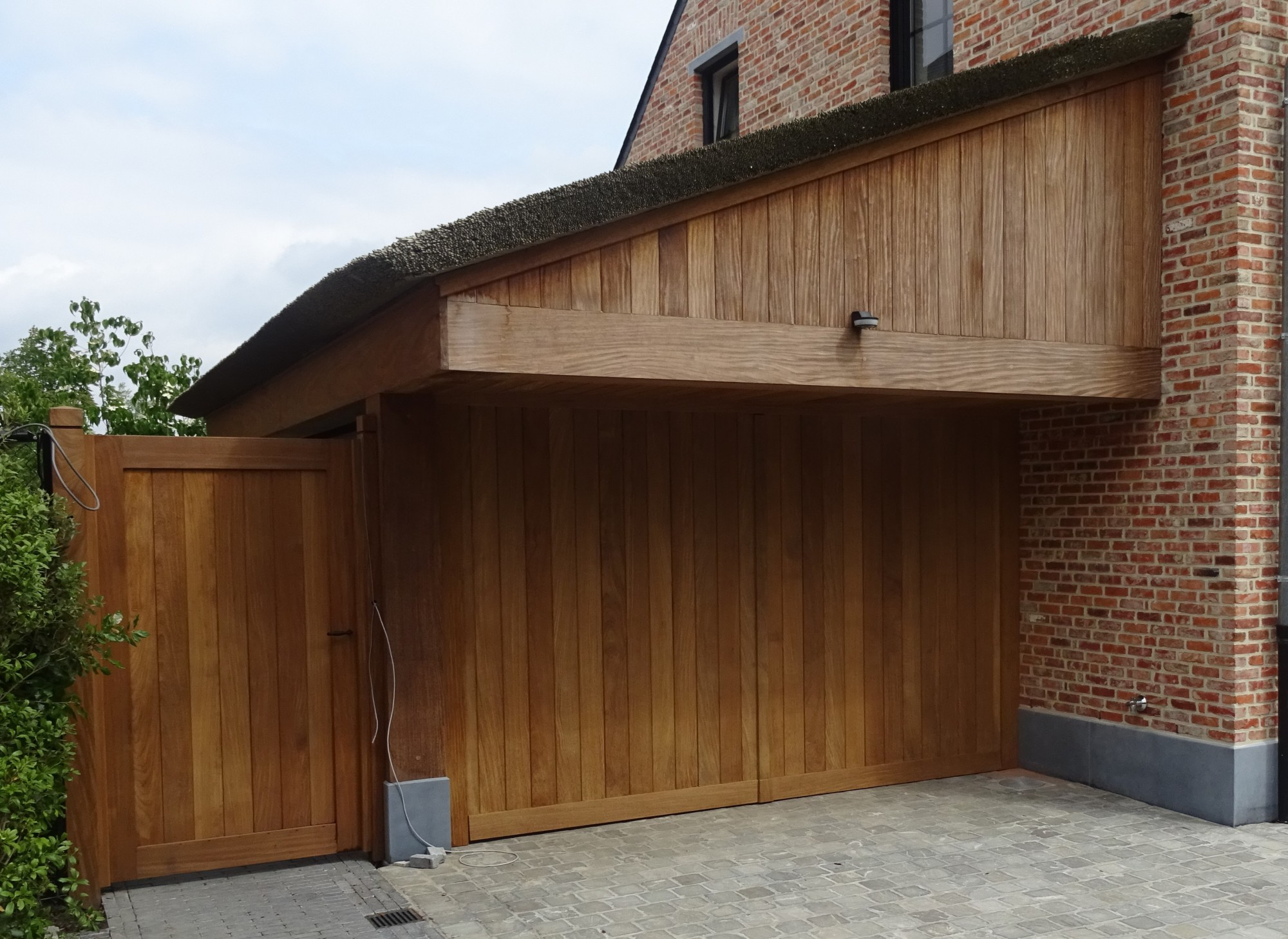 Timber Works | Carport