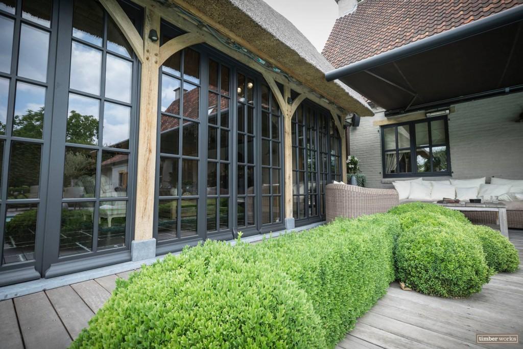 Timber Works | Houten bijgebouw stijlvol
