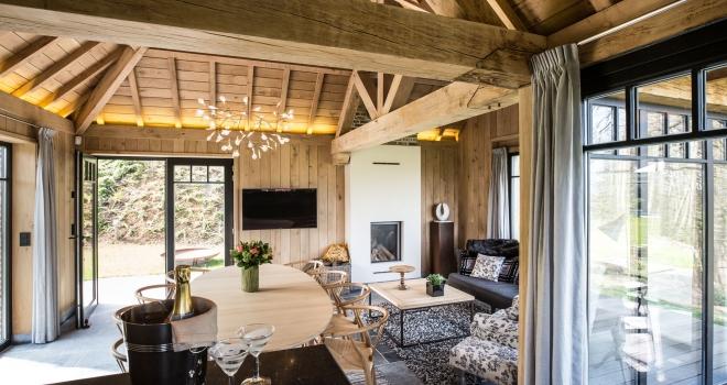Hou jij van details en mooie afwerkingen? 6 tips  voor een exclusieve houtconstructie