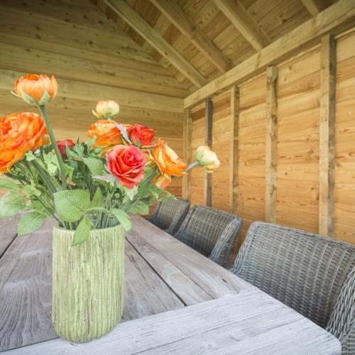 Timber works | timberworks.be | Houten bijgebouw