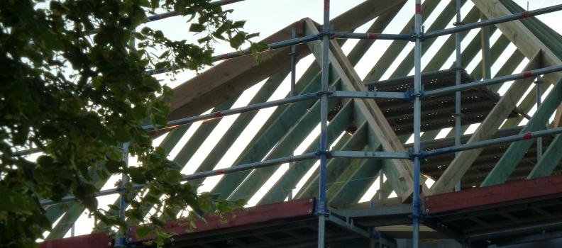 Een daktimmer, een vak apart ? ja, timber works schreeuwt het van de daken ….