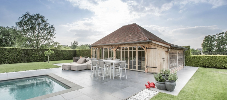 Poolhouse in eik: maar wat is een poolhouse?
