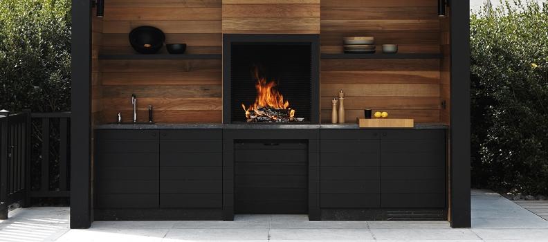 Bouw warmte en gezelligheid werkelijk in je bijgebouw.