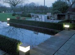5 x stijlvolle buitenverlichting met een houten kantje
